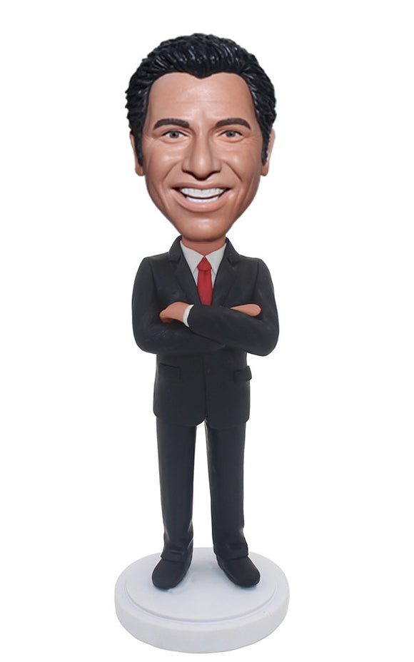 Custom Bobblehead Wholesale Corporate Gifts, Custom Corporate Bobbleheads For Company - Abobblehead.com