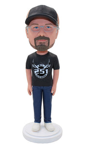 Create Your Own Bobblehead Doll, Make A Custom Action Figure Of Yourself - Abobblehead.com