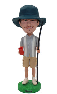 Custom Bobbleheads Have An Outing In Spring - Abobblehead.com