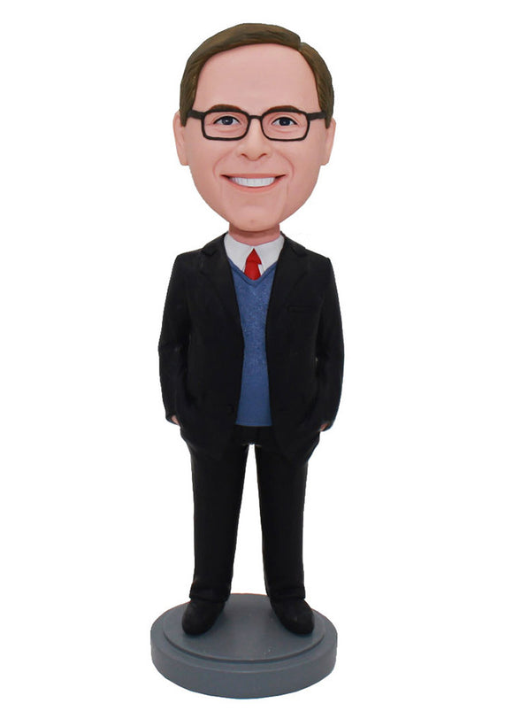 Best Boss's Day Ideas to Custom Bobbleheads From Your Boss Photos - Abobblehead.com
