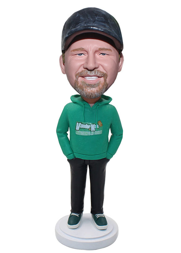 Create Your Own Doll That Looks Like You, Make Yourself Into An Action Figure - Abobblehead.com
