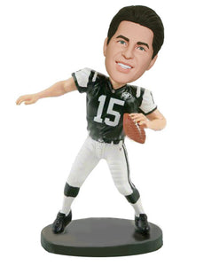 Customize NFL Bobblehead American Football, Custom Rugby Player Bobblehead - Abobblehead.com