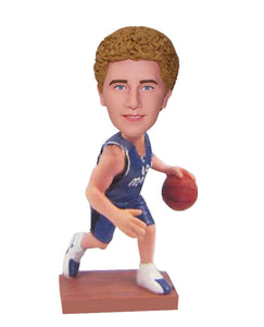 Custom Bobblehead Basketball, Personalized NBA Players Bobbleheads Look Like You - Abobblehead.com