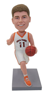 Custom Basketball Players Bobble Heads, Personalized NBA Players Bobbleheads - Abobblehead.com