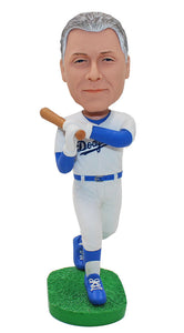 Custom Bobbleheads Baseball Player For Father, Cool Gifts For Baseball Lovers - Abobblehead.com