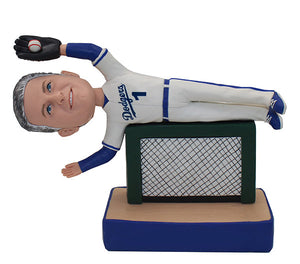 Customized Bobbleheads Baseball Catcher, Personalized Baseball Catcher Bobblehead - Abobblehead.com