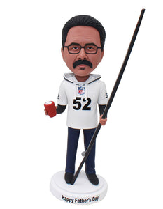 Customize NFL Bobblehead, NFL Collectible Bobblehead Dolls From Your Photos - Abobblehead.com