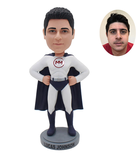 Custom Superhero Bobbleheads, Superman Gifts For Adults, Custom Superhero Figures - Abobblehead.com