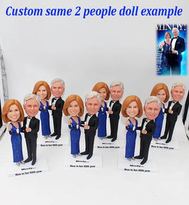 Wholesale Bobbleheads Custom More Than 1000 All Of Them Are The Same 2 People Free Shipping - Abobblehead.com