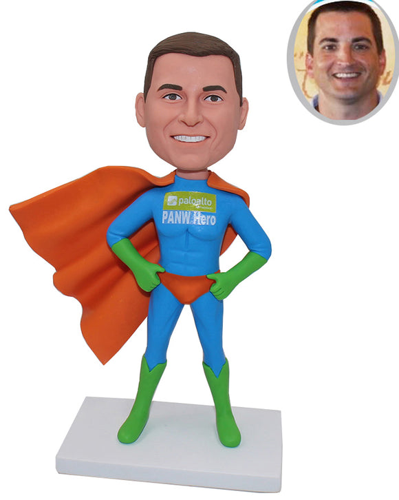 Custom Superhero Bobbleheads, Custom Superman Bobblehead  Gifts For Adults - Abobblehead.com