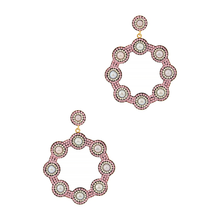 Load image into Gallery viewer, Rosa Alma Earrings
