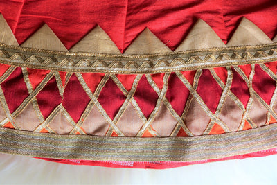 3 Pc Lehnga choli dress