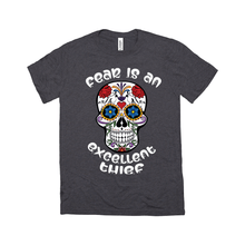Load image into Gallery viewer, T-Shirts Fear is an Excellent Thief - shopsatang.com