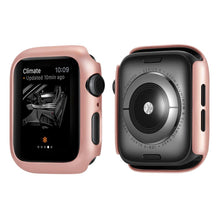 Load image into Gallery viewer, Matte cover For Apple Watch Series 5 4 44mm 40mm Frame Protective Case Cover Shell Perfect Bumper Case for iWatch 4 Cover - shopsatang.com