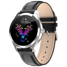 Load image into Gallery viewer, YOCUBY Women Smart Watch KW10 IP68 Waterproof Heart Rate Monitoring Stainless Steel Smart Watch Fitness Bracelet Smartwatch - shopsatang.com