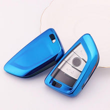 Load image into Gallery viewer, Colorful Car key cases, bags and covers are producted forBMW-X1234567 - shopsatang.com
