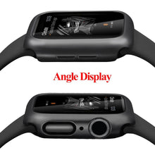Load image into Gallery viewer, Matte cover For Apple Watch Series 5 4 44mm 40mm Frame Protective Case Cover Shell Perfect Bumper Case for iWatch 4 Cover