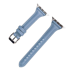 Slim Fit women strap For Apple Watch series 1/2/3 For Apple Watch Band 42mm 38mm Bracelet strap for iwatch 4 5 40mm 44mm - shopsatang.com
