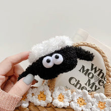 Load image into Gallery viewer, 3D Cute Earphone Case for Airpods Pro Case Cartoon Knitted plush Cover for Apple Airpods 3 Pro Brown Bear Headphone Earpods Case