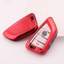 Load image into Gallery viewer, Colorful Car key cases, bags and covers are producted forBMW-X1234567