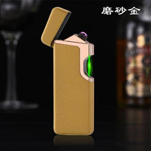 Load image into Gallery viewer, Infrared Switch Plasma  Usb Cigarette Electric Lighter  Gadgets for Men Electronic Arc Metal  Rechargeable Lighters Smoke - shopsatang.com