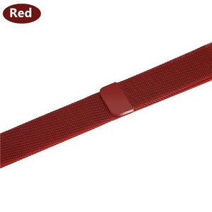 Milanese Loop Strap For Apple Watch band pulseira apple watch 5 4 3 band 44mm/40mm iwatch 5 42mm 38mm correa watchband bracelet - shopsatang.com