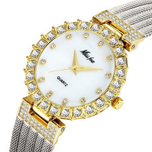 Load image into Gallery viewer, MISSFOX Women Watches Luxury Brand Watch Bracelet Waterproof Big Lab Diamond Ladies Wrist Watches For Women Quartz Clock Hours - shopsatang.com