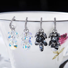 Load image into Gallery viewer, Cdyle Vintage Austrian Rhinestone Boucle D'oreille Earring with Crystal from Swarovski Bijoux Earrings Women Jewelry Wholesale