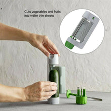 Load image into Gallery viewer, Multi-Function Potato Cutter Cucumber Graters Peeler Vegetable Fruit Tools Kitchen Gadgets Peeler Sheet Fruit Vegetables Cutter
