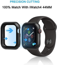 Load image into Gallery viewer, New type Magnetic Protector case For Apple Watch series 4 5 40MM 44MM 360 Cover Full Aluminum Case For Iwatch 3 2 1 38MM 42MM