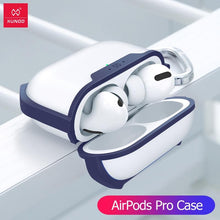 Load image into Gallery viewer, Xundd Earphone Case For Apple AirPods Pro Case Wireless Bluetooth Transparent AirPod 3 Cover For Airpod 1/2 Dust Guard Cover