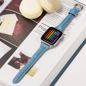 Slim Fit women strap For Apple Watch series 1/2/3 For Apple Watch Band 42mm 38mm Bracelet strap for iwatch 4 5 40mm 44mm