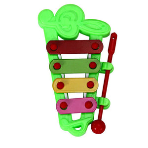 New Toddler Educational Learning 4-Note Percussion Musical Instruments Xylophone Wisdom Development Interesting Toy For Children