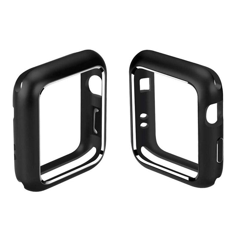 New type Magnetic Protector case For Apple Watch series 4 5 40MM 44MM 360 Cover Full Aluminum Case For Iwatch 3 2 1 38MM 42MM - shopsatang.com