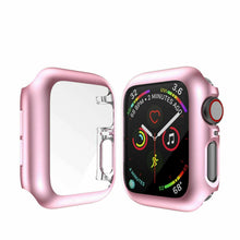 Load image into Gallery viewer, Full Coverage Case For Apple Watch Series 5 Series 4 40mm 44mm Cover Shell For iWatch Screen Protector Film Case - shopsatang.com