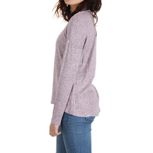 Load image into Gallery viewer, Urban Diction Pink Crisscross-Back Sweater