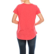 Load image into Gallery viewer, Urban Diction 4 Pack Women's Basic Scoop Neck Tee