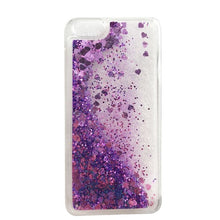 Load image into Gallery viewer, Redmi GO Liquid case on for Xiaomi Redmi GO case sFor Coque Xiaomi Redmi GO case Back Cover Glitter Dynamic Soft TPU Phone cases
