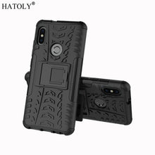 Load image into Gallery viewer, For Xiaomi Redmi Note 7 Case Shockproof Armor Hard Rubber Silicon Phone Case for Xiaomi Redmi 7A Cover for Xiaomi Redmi Note 5 8