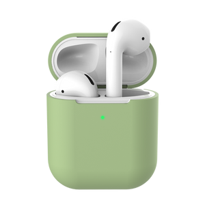 Earphone Case For Apple AirPods 2 Soft Silicone Cover Wireless Bluetooth Headphone Protective Case For Air Pods Case