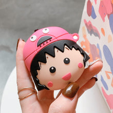 Load image into Gallery viewer, For AirPods Case Cute 3D Cartoon Avocado Earphone Case For Apple Airpods 2 Silicone Headphone Cover For Air pods Earpods Strap
