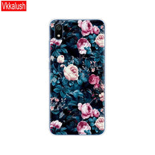 Load image into Gallery viewer, Silicon Shell Bag Case For Xiaomi Redmi 7a Cases Full Protection Soft Tpu Back Cover On Redmi 7A Bumper Phone Coque