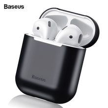 Load image into Gallery viewer, Baseus Earphone Case For Airpods 2 1 Silicone Case For Apple Air Pods Case Cover Shockproof Protective Coque Funda For Airpods