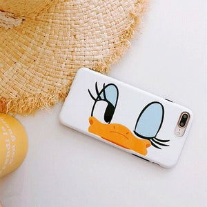 Cute Cartoon Lanyard crossbody Phone Case For iphone Xs Max Xr X 7 8 6 Plus TPU cover Shoulder Strap Soft Silicon Phone Bag capa