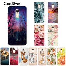 Load image into Gallery viewer, Soft TPU For Xiaomi Redmi 5 Case Cover For Xiaomi Redmi 5 Plus Case Painted Soft Silicon Phone Back Case FOR Redmi 5 5Plus Cases