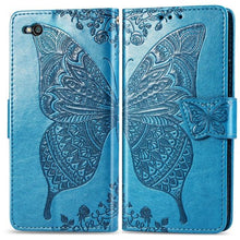 Load image into Gallery viewer, 3D Butterfly Wallet Flip Case For Xiaomi Redmi 7A 6A 5 Plus 4A 4X Note 5A 4 5 7 6 Pro Go F1 Mi A1 5X A2 8 Lite 9 se 5A 6A Cover - shopsatang.com