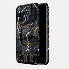 Load image into Gallery viewer, Luxury Marvel Avengers Tempered Glass Phone Case for iPhone 8 7 6 6s Plus 11 Pro XS MAX XR 10 8Plus Spiderman Batman Venom Cover