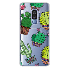 Load image into Gallery viewer, Soft Silicone Phone Case For Samsung Galaxy A50 A30 S10 Plus S10 S10e Cartoon TPU Printed Protective Fundas For Samsung A50 A30