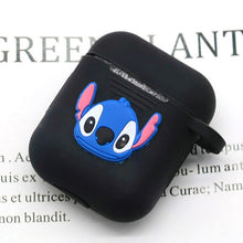 Load image into Gallery viewer, Hot Cartoon Wireless Earphone Case For Apple AirPods Silicone Charging Headphones Cases For Airpods 2 Protective Cover