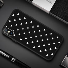 Load image into Gallery viewer, Animal Love Heart Soft TPU Silicone Cases for iPhone 5 S SE X Phone Case For iPhone 6s 6 7 8 Plus XS Max XR 11 pro Coque Fundas